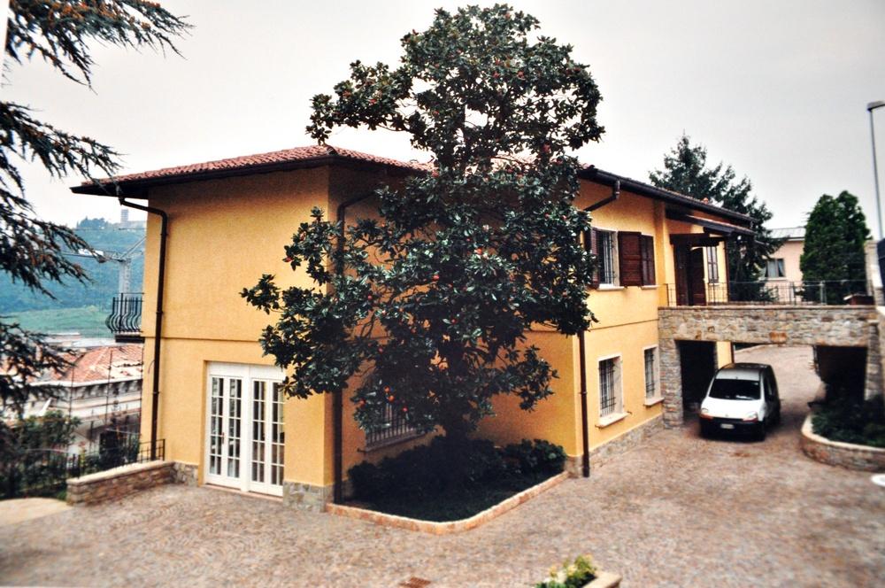 Ristrutturazione Villa a Brescia